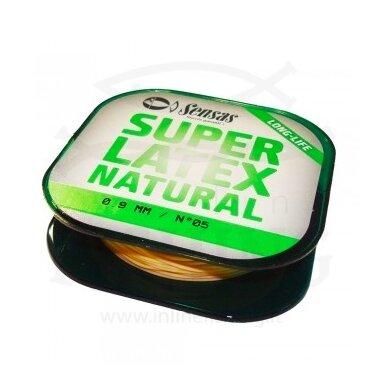 Amortizacinė guma MAGIC LATEX NATURAL 700% 1,20 mm, 6 m, Nr. 8