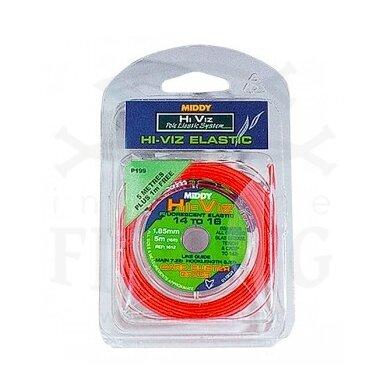Amortizacinė guma MIDDY 5 m / 1,60 mm Klasė 10-12