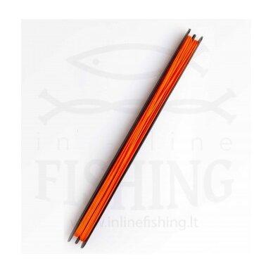 Amortizacinė guma SUPER FLUO 600% 1,20 mm, 6 m, Nr. 8