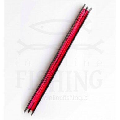 Amortizacinė guma SUPER FLUO 600% 1,40 mm, 6 m, Nr. 10