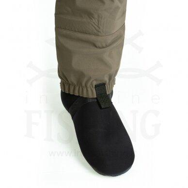 Bridkelnės, neopreninė kojinė, kišenė priekyje 2
