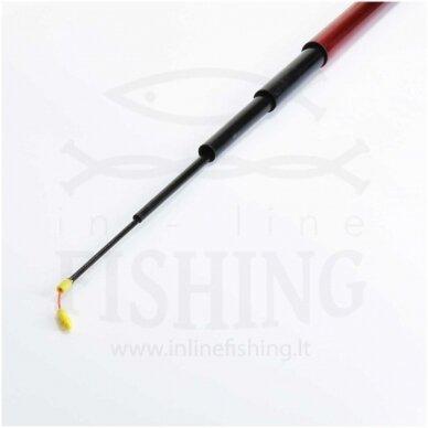 DAM FIGHTER PRO COMBO TELE POLE 600 W meškerė paruošta žvejybai 2