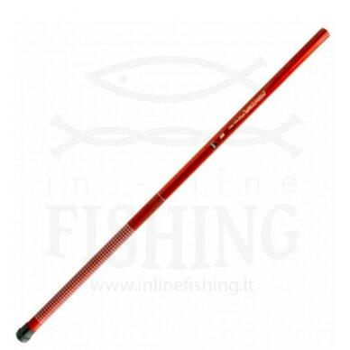 DAM FIGHTER PRO COMBO TELE POLE 600 W meškerė paruošta žvejybai