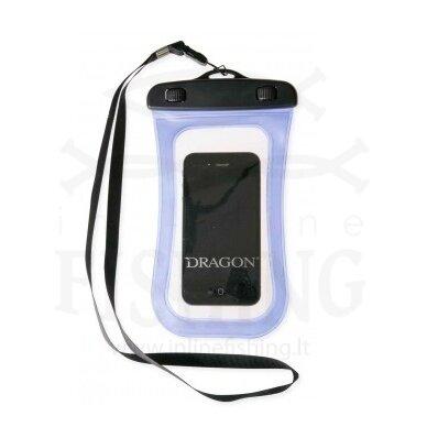 Dėklas telefonui DRAGON nepraleidžia vandens