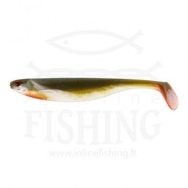 Dirbtinis masalas ShadTeez Slim Bass Orange 14 cm, 17 g
