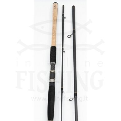 Dugninė meškerė SAKANA Carbo-Tex Feeder 3,60 m, 120 g, 3+3 2