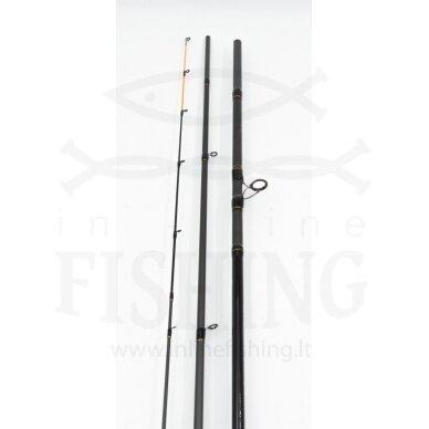 Dugninė meškerė SAKANA Carbo-Tex Feeder 3,60 m, 120 g, 3+3