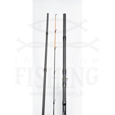 Dugninė meškerė SAKANA Carbo-Tex Feeder 3,60 m, 150 g 5