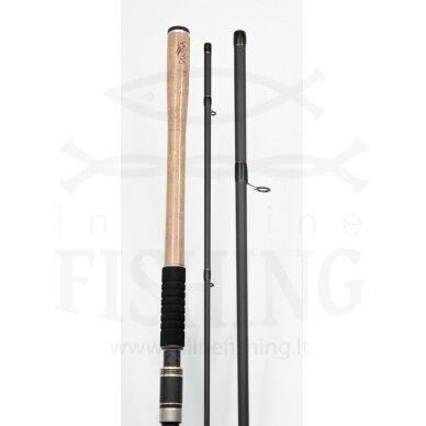 Dugninė meškerė SAKANA Carbo-Tex Feeder 3,60 m, 150 g 6