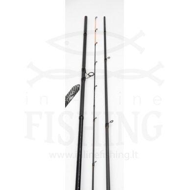 Dugninė meškerė SAKANA Carbo-Tex Feeder 3,90 m, 150 g 3
