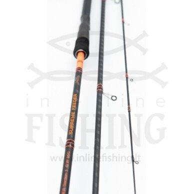 Dugninė meškerė SAKANA Supreme Feeder 3,60 m, 85 g 3