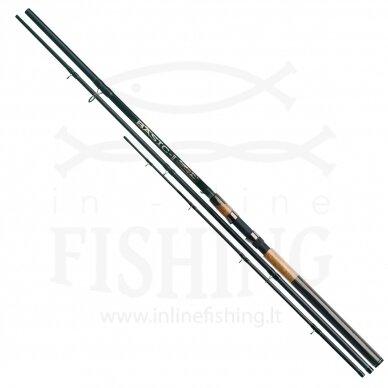 Dugninė meškerė Siweida Basic Feeder 3+3, 120 g, 3,90 m