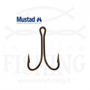 Dvišakis Mustad Classic Sport 03674R