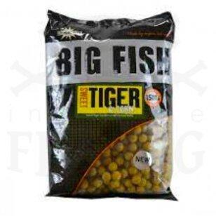 Dynamite Baits Big Fish Sweet Tiger & Corn boiliai 15 mm, 1,8 kg