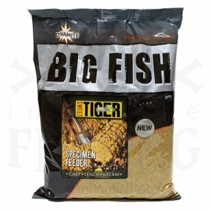 Dynamite Baits Big Fish Sweet Tiger Specimen Groundbait 1,8 kg