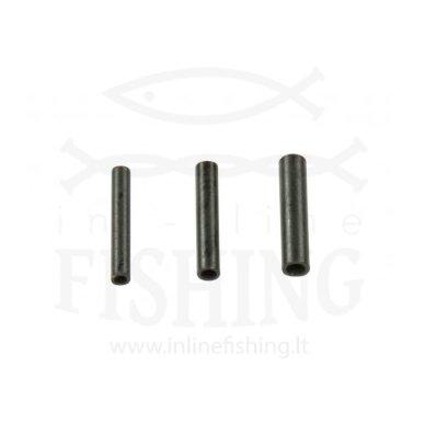 Gilzės / įvorės pavadėliams D.A.M. Effzett® 8 mm, #1, 0.80 mm, 50 vnt