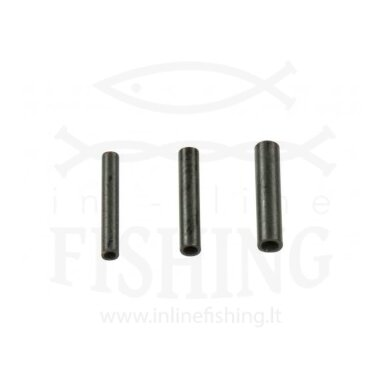 Gilzės / įvorės pavadėliams D.A.M. Effzett® 8 mm, #2, 1.00 mm, 50 vnt