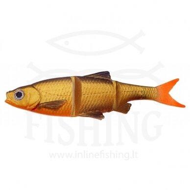 Guminukas Roach Swim & Jerk 10 cm, 10 g, Dirty Roach