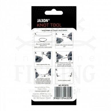 Įrankis rišti mazgams pintam valui Jaxon 2