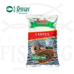 Jaukas Sensas 3000 Club Carpes & Big fish 1 kg