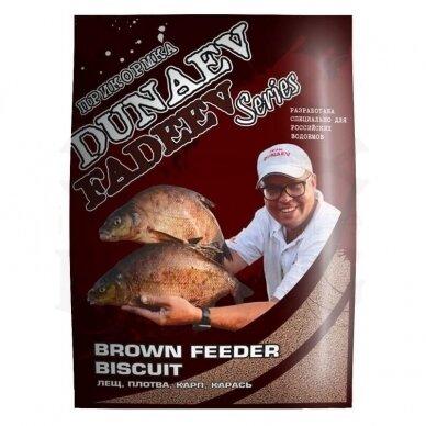 Jaukas Dunaev Fadeev Brown Biscuit 1 kg