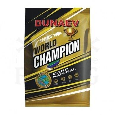 Jaukas Dunaev World Champion Carp Natural 1 kg