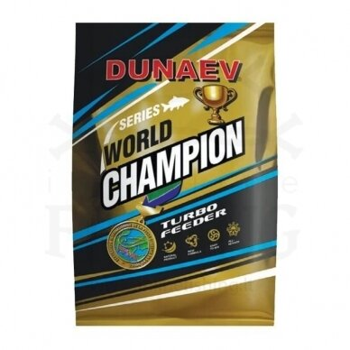 Jaukas Dunaev World Champion Turbo Feeder 1 kg
