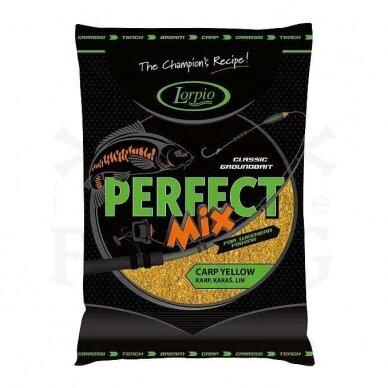 Jaukas LORPIO Perfect Mix Carp Yellow 1 kg