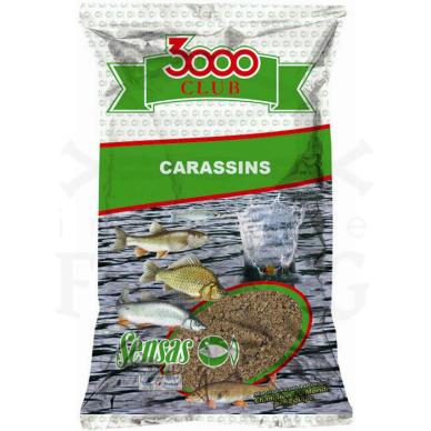 Jaukas SENSAS 3000 Club Carassins 1 kg