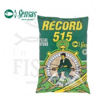 Jaukas SENSAS Record 515 Jaune 800 g
