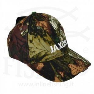 Kepurė klasikinė su LED snapelyje JAXON