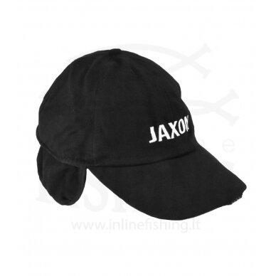 Kepurė su LED snapelyje JAXON Juoda