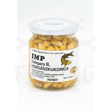 Kukurūzai skystyje MEDAUS (Honey) kvapo, 220 ml