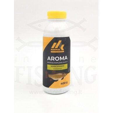 MARMAX Aroma skystas papildas jaukui Marcipanas 400 g