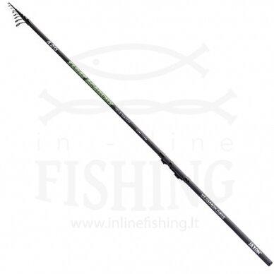Meškerė Jaxon FLOAT ACADEMY TELE MATCH 5-25 g, 3,90 m