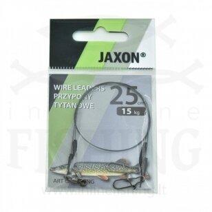 Pavadėliai Jaxon 25 cm, 15 kg, 2 vnt