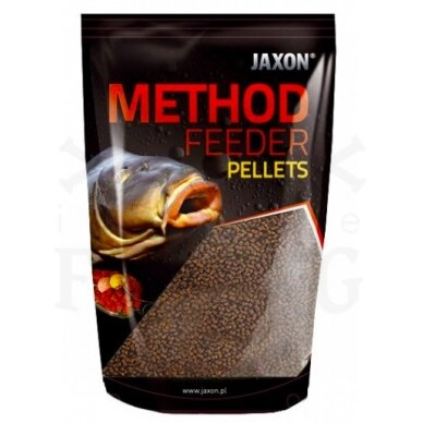 PELLET JAXON METHOD FEEDER 2 mm 500 g