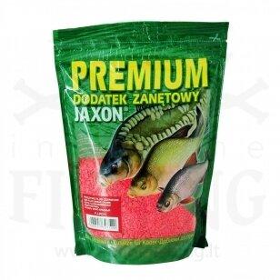 Priedas jaukui Jaxon Premium Džiuvėsėliai raudoni FLUO 400 g