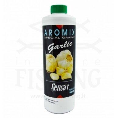 SENSAS AROMIX GARLIC koncentratas, 500 ml