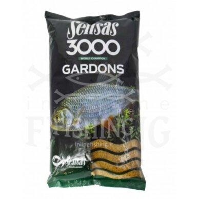 SENSAS GARDONS 3000 1 kg