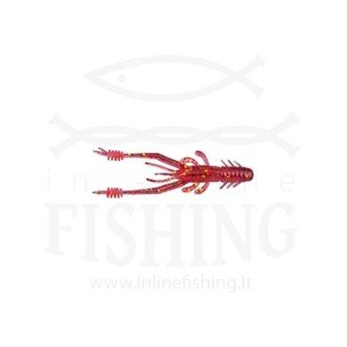 """Silikoninis masalas Select Sexy Shrimp 3"""" col.003 (7 vnt/pakuotėje)"""