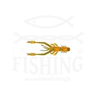 """Silikoninis masalas Select Sexy Shrimp 3"""" col.006, (7 vnt/pakuotėje)"""
