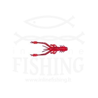 """Silikoninis masalas Select Sexy Shrimp 3"""" col.027, (7 vnt/pakuotėje)"""