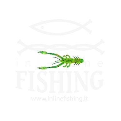 """Silikoninis masalas Select Sexy Shrimp 3"""" col.050, (7 vnt/pakuotėje)"""