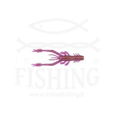 """Silikoninis masalas Select Sexy Shrimp 3"""" col.888 (7 vnt/pakuotėje)"""