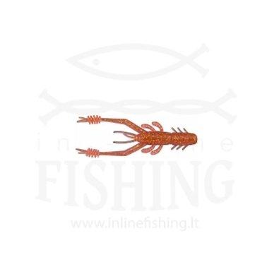 """Silikoninis masalas Select Sexy Shrimp 3"""" col.999 (7 vnt/pakuotėje)"""