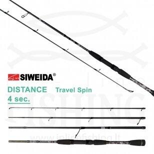 Spiningas Siweida Distance Travel Spin 4-21 g, 2,10 m