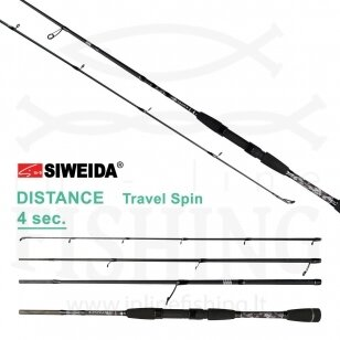 Spiningas Siweida Distance Travel Spin 4-21 g, 2,40 m