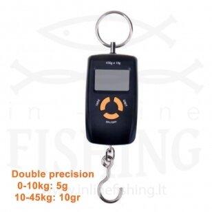 Svarstyklės elektroninės HF iki 45 kg