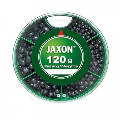 Svarelių komplektas, Jaxon 120 g